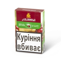 "Табак для кальяна Al Fakher Cherry with Mint Flavour""50"