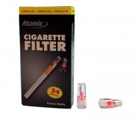 Фильтры для сигарет Atomic Srandart 24 шт