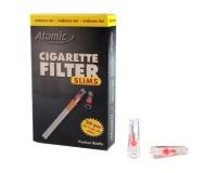 Фильтры для сигарет 0161200 Atomic Slim/Superslim