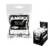 Фильтры для самокруток 12005 Angel 8 мм