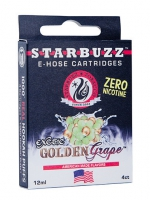 Картридж для кальяна Starbuzz e-hose Golden Grape (Зеленый Виноград)
