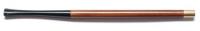 Мундштук гладкий тонкий длинный 17 см