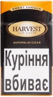 Мини-сигары Harvest Superslim LC Vanilla 20 шт