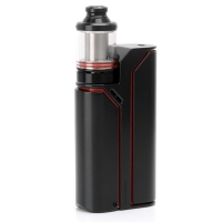 Стартовый набор Wismec Reuleaux RX 75 Kit Black/Red (WRX75KBR)