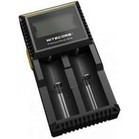 Зарядное устройство Nitecore D2 Charger для аккумулятора 18650 (CHNITCD2)