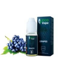 Жидкость для электронных испарителей ECO Vape Grapes 6 мг/мл