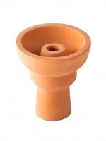 Чаша для кальяна - Phunel глиняная (жёлтая)