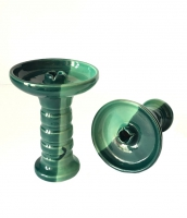 Чаша для кальяна Harvik Blast Green