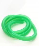 Силиконовый шланг для кальяна Gloss зелёный