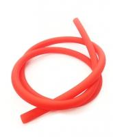 Силиконовый шланг для кальяна SOFT TOUCH Red + Пружинка для силиконового шланга