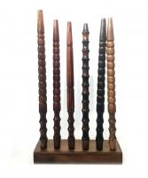Рукоятка для силиконового шланга Wood Atr длинный