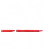 Рукоятка для силиконового шланга - Акрил (Красный)