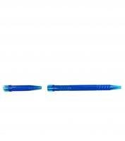 Рукоятка для силиконового шланга - Акрил (Синий)