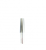 Коннектор для силиконового шланга - Метал (Silver)