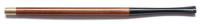 Мундштук гладкий длинный 167мм (суперслим)