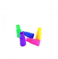 Мундштуки для кальяна - Кристалл цветной (100шт)