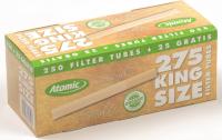Гильзы для сигарет Atomic Organic 275 шт