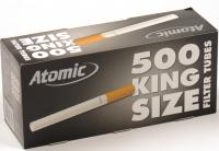 Гильзы для сигарет Atomic 500 шт