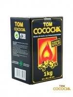Кокосовый уголь - Tom Cocoсha Gold 1кг