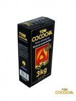 Кокосовый уголь - Tom Cocoсha Gold 3кг