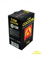 Кокосовый уголь - Tom Cococha Yellow 1кг