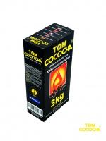 Кокосовый уголь - Tom Cococha Yellow 3кг