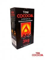 Кокосовый уголь - Tom Cococha Red 3кг