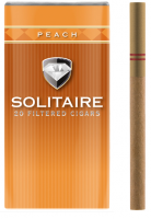 Мини-сигары Solitaire LC Peach