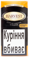 Мини-сигары Harvest LC Sweet Vanilla Special Filter