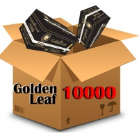 Ящик гильз Golden Leaf 10000 шт.