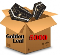 Ящик гильз Golden Leaf 5000 шт.
