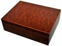 Хьюмидор для двенадцати сигар + пепельница + гильотина Angelo 920600