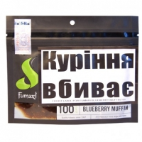 "Кальянный табак Fumari Blueberry Muffin""100"