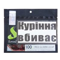 "Кальянный табак Fumari Red Gummi Bear""100"