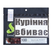 "Кальянный табак Fumari Tropical Punch""100"