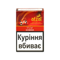 Табак для кальяна Afzal - Guarana