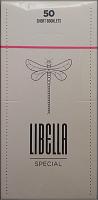 Блок бумаги для самокруток Libella Special ( 50 стиков)