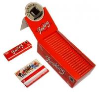 Блок сигаретной бумаги Smoking №8 Red