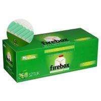 Гильзы для набивки сигарет FireBox Ментол (250)