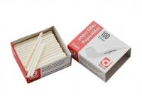 Фильтры трубочные  Denicotea 10140 бумажные 100шт