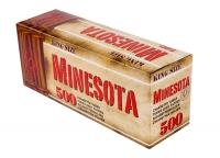 Ящик Гильзы для сигарет Minesota 500шт (5 000 шт)