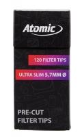 Фильтры для самокруток Atomic Extra Slim 0163200