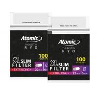 Фильтры для самокруток Atomic Slim Long 0163001