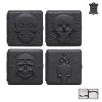 Портсигар Atomic 0410508 3D Skull
