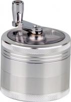 Гриндер металлический с рукояткой 660401