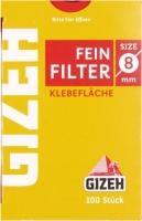 Фильтры для сигарет Gizeh 106021