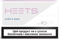Блок стиков для нагревания табака Heets Purple Label