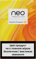 Блок стиков для нагревания табака glo Neo Demi Magnetic Pineapple