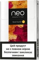 Блок стиков для нагревания табака GLO NEO STIKS Boost Scarlet