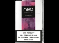 Блок стиков для нагревания табака GLO NEO STIKS Dark Fresh